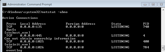 Example output of netstat.exe with -abno flags - Illusive Labs .png
