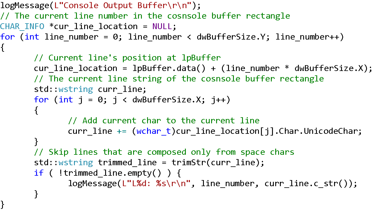 Illusive Networks Console output buffer for Live Response Investigation.png