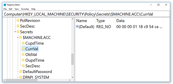 Local Security Authority - Windows10