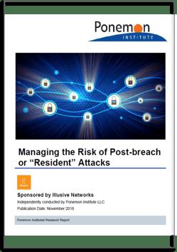Ponemon Institute Report Cybersecurity