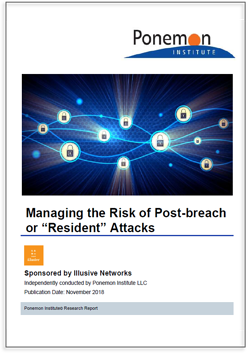 Ponemon Institute Report Cybersecurity