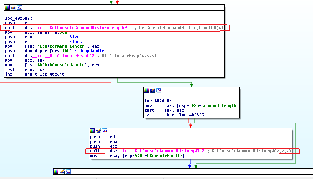 Windows Console Command History: Valuable Evidence for Live Response Investigation