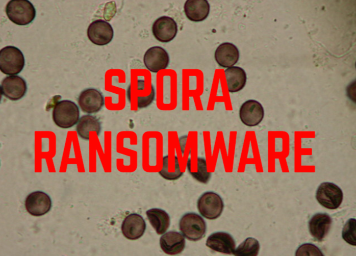 Spora Ransomware Detected and Stopped